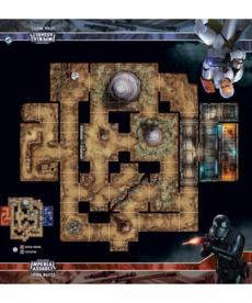 Fantasy Flight Games - FFG Lothal Wastes - Skirmish Map