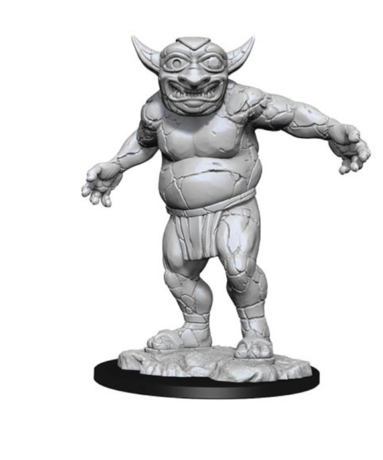 WizKids - WZK D&D: Nolzur's Marvelous Unpainted Miniatures - Eidolon Possessed Sacred Statue