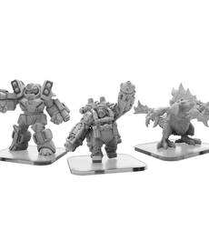 Privateer Press - PIP Carnidon, Exo-Armor, & Assault Ape PRESALE 06/25/2021