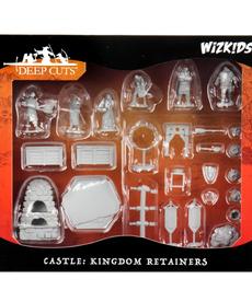 WizKids - WZK Castle - Kingdom Retainers