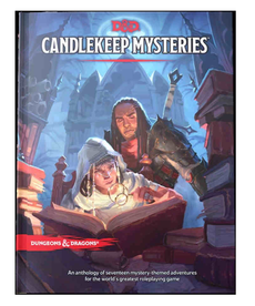 Wizards of the Coast - WOC Candlekeep Mysteries