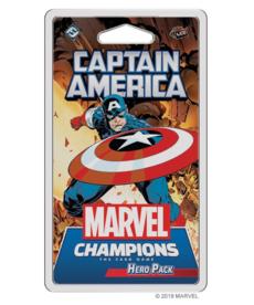 Fantasy Flight Games - FFG Captain America - Hero Pack