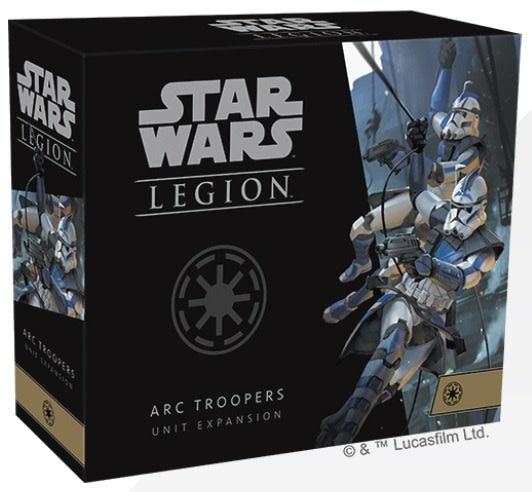 Star Wars Legion restock!
