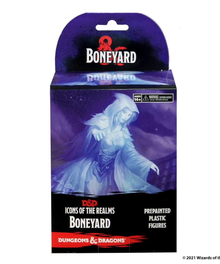 D&D Minis: Boneyard!