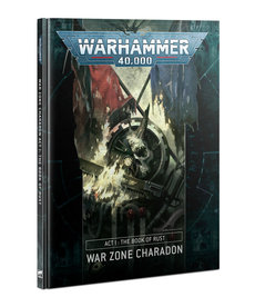 Games Workshop - GAW War Zone Charadon - Act 1: The Book of Rust