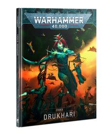 Games Workshop - GAW Codex - Drukhari