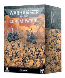 Games Workshop - GAW Combat Patrol: Drukhari