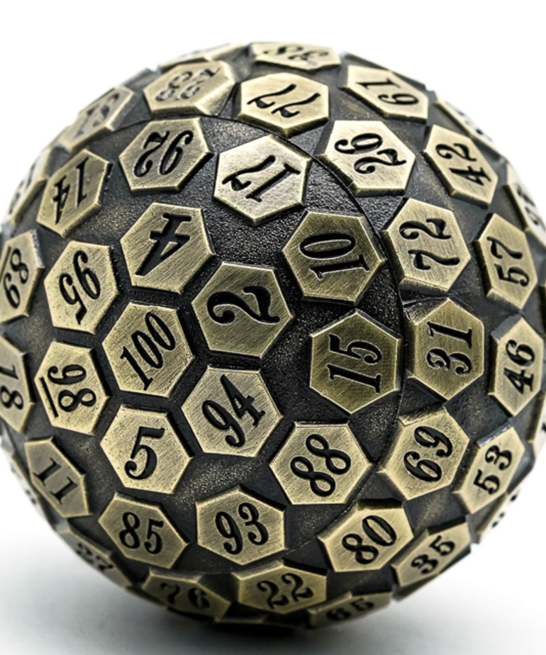 New dice at Discount Games Inc!
