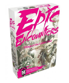 Steamforged Games LTD - STE Epic Encounters - Village of the Goblin King
