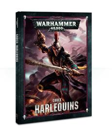 Games Workshop - GAW Codex - Harlequins