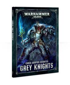 Games Workshop - GAW Codex Adeptus Astartes - Grey Knights