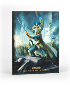 Games Workshop - GAW Order Battletome: Lumineth Realm-Lords NO REBATE