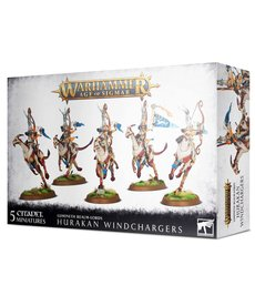Games Workshop - GAW Lumineth Realm-Lords - Hurakan Windchargers