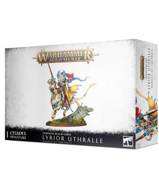 Games Workshop - GAW Lyrior Uthralle, Warden of Ymetrica