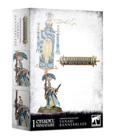 Games Workshop - GAW Lumineth Realm-Lords - Vanari Bannerblade