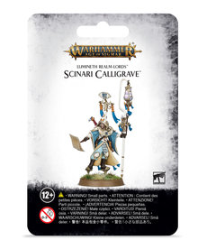 Games Workshop - GAW Lumineth Realm-Lords - Scinari Calligrave