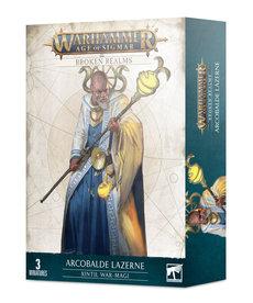 Games Workshop - GAW Broken Realms -Arcobalde Lazerne - Xintil War-Magi