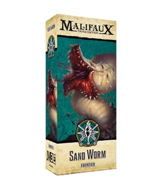 Wyrd Miniatures - WYR Explorer's Society - Sand Worm