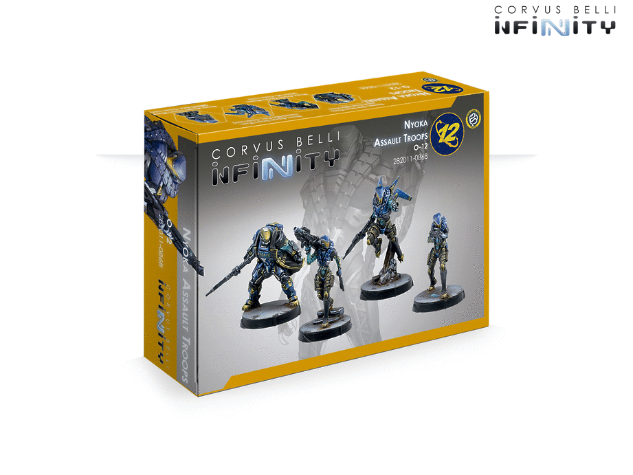 Infinity new releases!