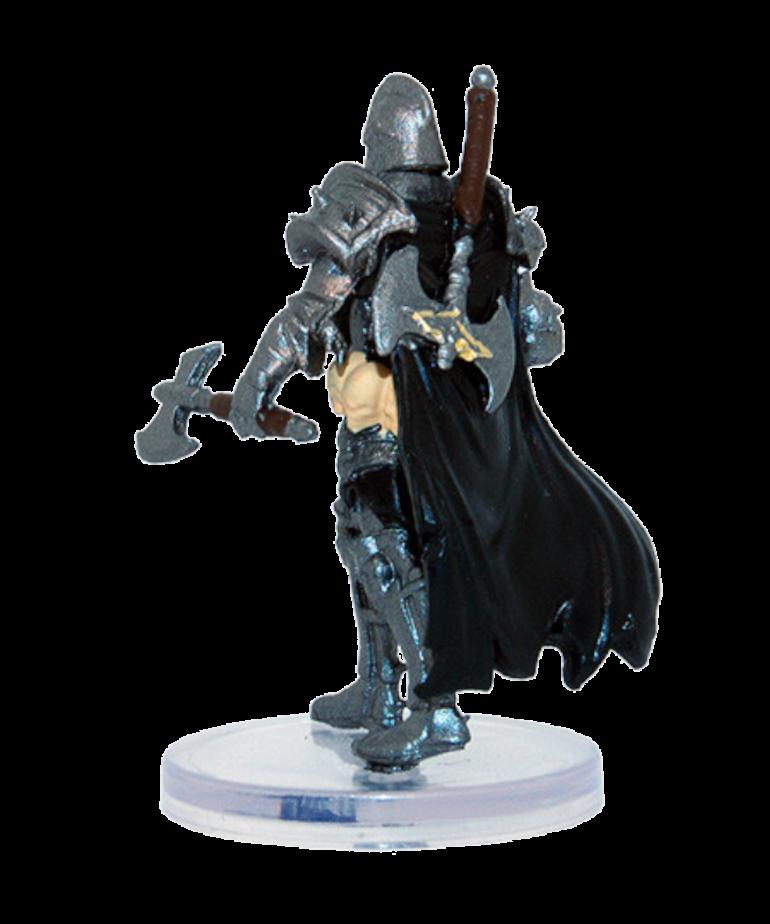 WizKids - WZK D&D: Icons of the Realms - Boneyard - Death Knight (R) #37