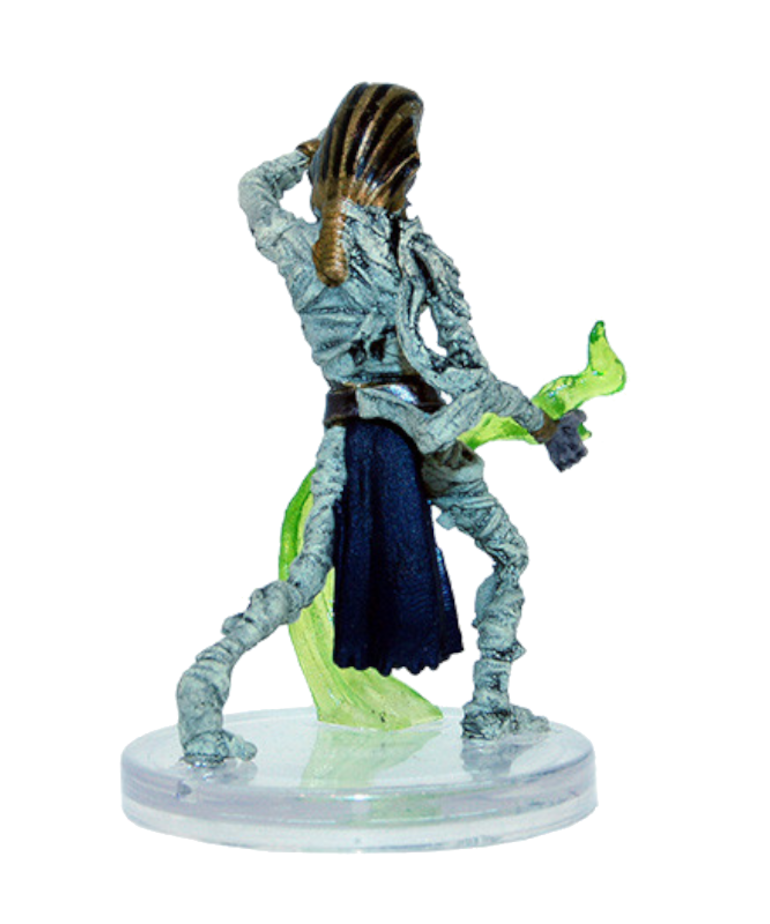 WizKids - WZK D&D: Icons of the Realms - Boneyard - Mummy Lord (R) #36