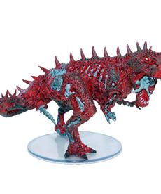 WizKids - WZK Boneyard - Tyrannosaurus Zombie (R) #44