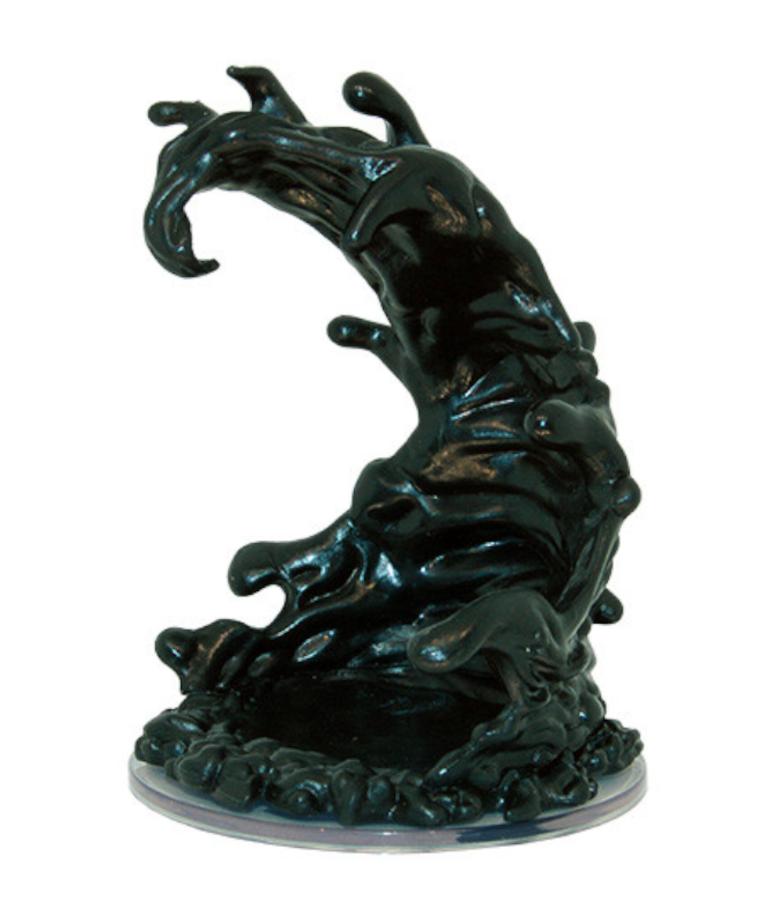 WizKids - WZK D&D: Icons of the Realms - Boneyard - Elder Black Pudding (U) #31
