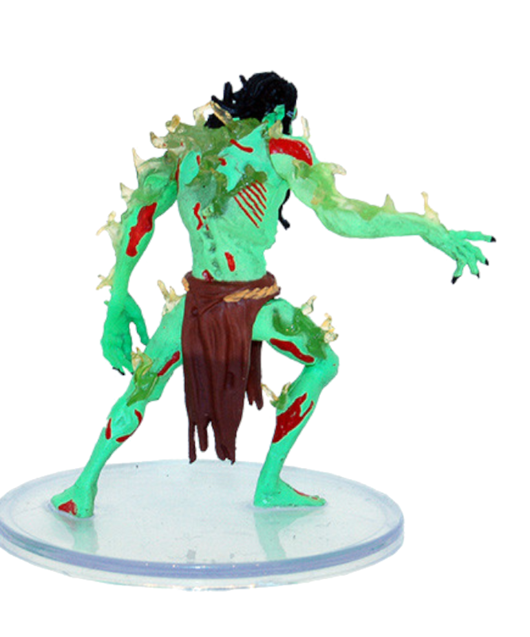 WizKids - WZK D&D: Icons of the Realms - Boneyard - Rot Troll (R) #39