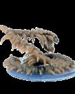 WizKids - WZK D&D: Icons of the Realms - Boneyard - Bone Naga (R) #40