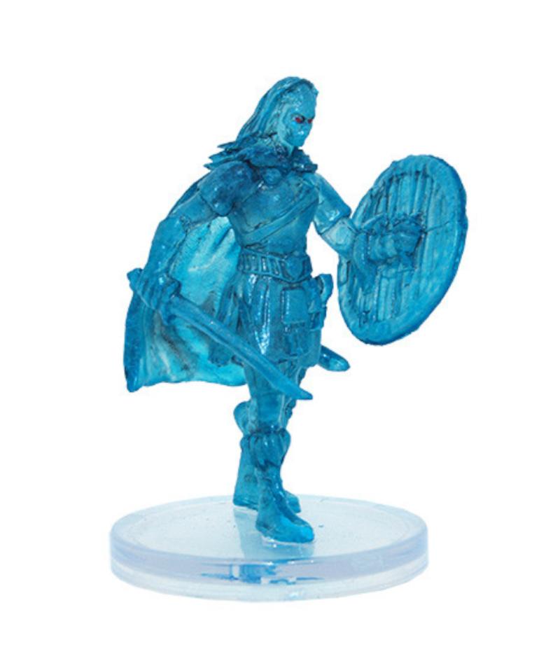 WizKids - WZK D&D: Icons of the Realms - Boneyard - Sword Wraith Warrior (U) #24