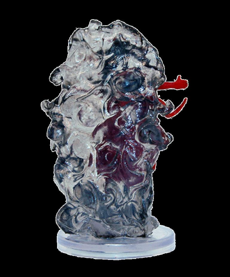 WizKids - WZK D&D: Icons of the Realms - Boneyard - Vampire Spellcaster (U) #17