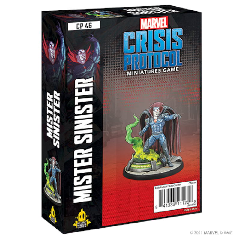 Marvel: Crisis Protocol presales 05/15/2021