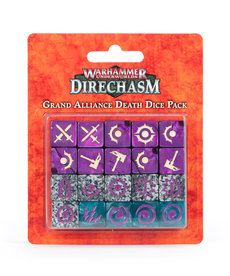 Games Workshop - GAW Grand Alliance Death Dice
