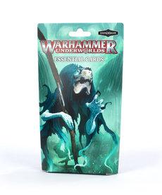 Games Workshop - GAW Warhammer: Underworlds - Essential Cards