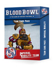 Games Workshop - GAW Blood Bowl - Imperial Nobility Card Pack