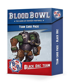 Games Workshop - GAW Black Orc Team Card Pack PRESALE 04/17/2021