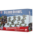 Games Workshop - GAW Blood Bowl - Black Orc Team  - The Thunder Valley Greenskins
