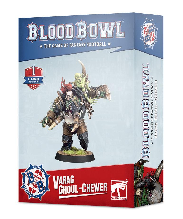 Games Workshop - GAW Blood Bowl - Varag Ghoul-Chewer - Star Player