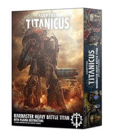 Games Workshop - GAW Warmaster Heavy Battle Titan