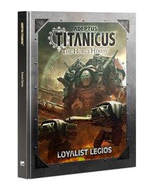 Games Workshop - GAW Loyalist Legios PRESALE 04/17/2021