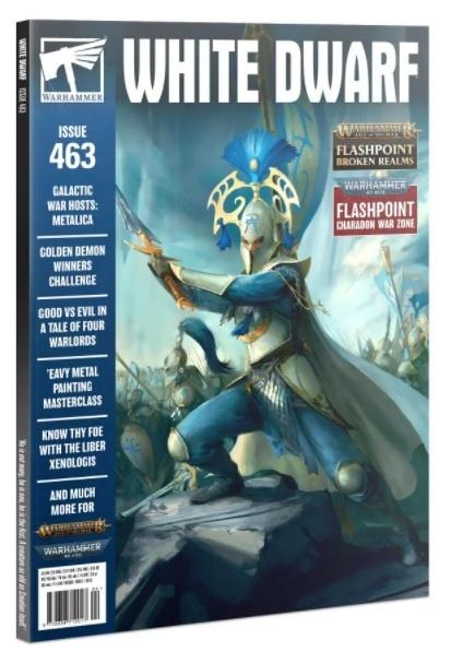 White Dwarf Issue 463 presale!