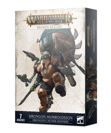 Games Workshop - GAW Broken Realms - Drongon's Aether-Runners