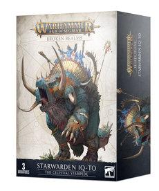 Games Workshop - GAW Starwarden IQ-TO -  The Celestial Stampede