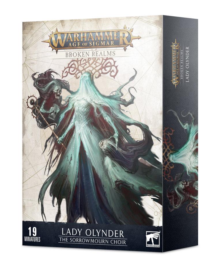 Games Workshop - GAW Warhammer: Age of Sigmar - Broken Realms - The Sorrowmourn Choir