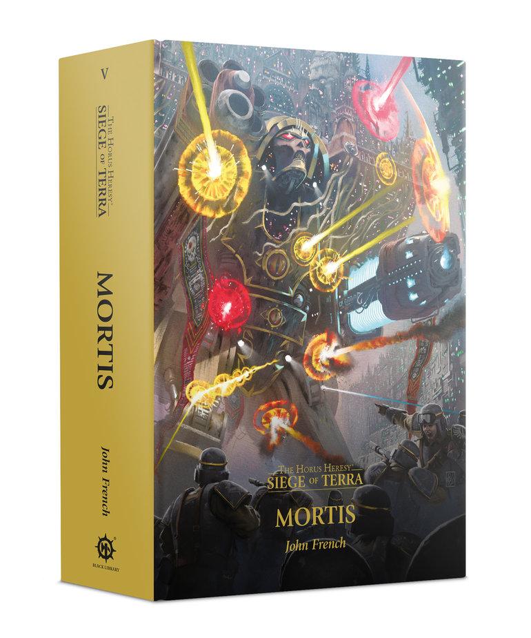 Games Workshop - GAW Black Library - The Horus Heresy - Siege of Terra  5 - Mortis