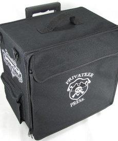 Battle Foam - BAF Privateer Press Big Battle foam Bag With Wheels Standard Load Out BLACK FRIDAY NOW