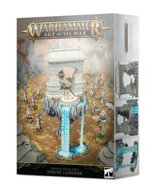 Games Workshop - GAW Lumineth Realm-Lords - Shrine Luminor