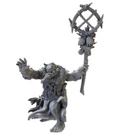 Mantic Games - MG Ogre Warlock