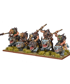 Mantic Games - MG Ratkin Hackpaws Troop