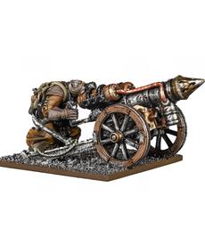 Mantic Games - MG Ratkin Shredder Warengine PRESALE 06/00/2021